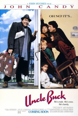 "Постер к фильму ""Дядюшка Бак"" /Uncle Buck/ (1989)"