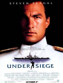 """Постер к фильму """"В осаде"""" /Under Siege/ (1992)"""
