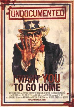 """Постер к фильму """"Нелегалы"""" /Undocumented/ (2010)"""