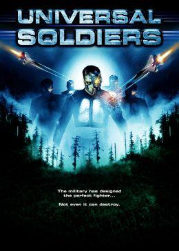 """Постер к фильму """"Универсальные солдаты"""" /Universal Soldiers/ (2007)"""