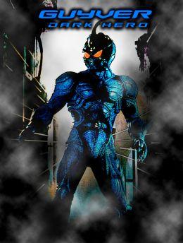 """Постер к фильму """"Гайвер 2: темный герой"""" /Guyver: Dark Hero/ (1994)"""