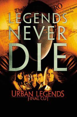 """Постер к фильму """"Городские легенды 2"""" /Urban Legends: Final Cut/ (2000)"""