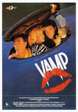 "Постер к фильму ""Вамп"" /Vamp/ (1986)"