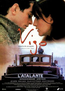"""Постер к фильму """"Виго"""" /Vigo/ (1998)"""