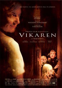 """Постер к фильму """"Замена"""" /Vikaren/ (2007)"""