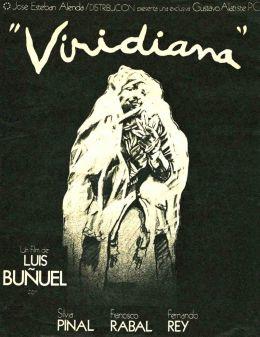 "Постер к фильму ""Виридиана"" /Viridiana/ (1961)"