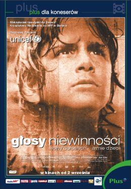 """Постер к фильму """"Невинные голоса"""" /Voces inocentes/ (2004)"""