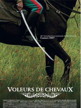 """Постер к фильму """"Конокрады"""" /Voleurs de chevaux/ (2007)"""