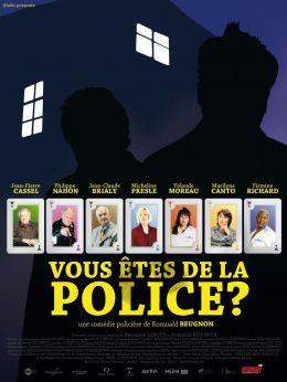 """Постер к фильму """"Вы из полиции?"""" /Vous etes de la police?/ (2007)"""