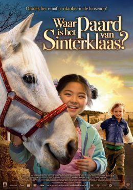 """Постер к фильму """"Где лошадь Санта Клауса?"""" /Waar is het paard van Sinterklaas?/ (2007)"""