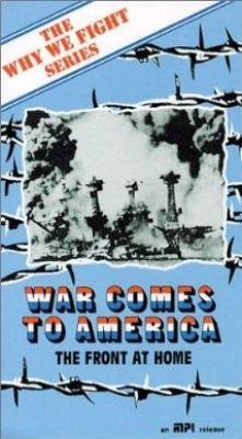 Война пришла в Америку