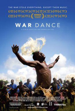 """Постер к фильму """"Война и танцы"""" /War Dance/ (2007)"""