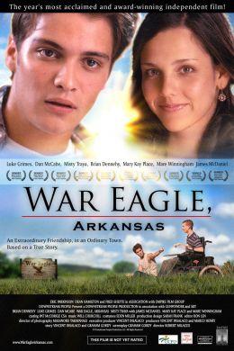 """Постер к фильму """"Война орлов"""" /War Eagle, Arkansas/ (2007)"""