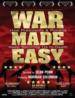 """Постер к фильму """"Войну устроили легко: Как президенты и ученые держат нас на удочке до самой смерти"""" /War Made Easy: How Presidents & Pundits Keep Spinning Us to Death/ (2007)"""