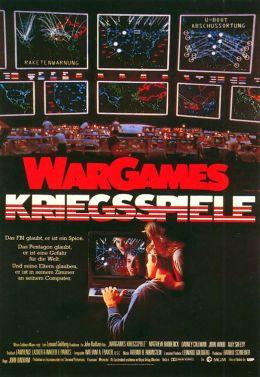 """Постер к фильму """"Военные игры"""" /WarGames/ (1983)"""