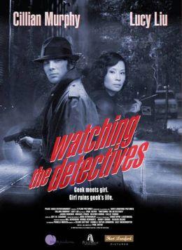 """Постер к фильму """"Насмотревшись детективов"""" /Watching the Detectives/ (2007)"""