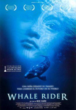"Постер к фильму ""Оседлавший кита"" /Whale Rider/ (2002)"