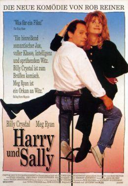 "Постер к фильму ""Когда Гарри встретил Салли"" /When Harry Met Sally.../ (1989)"