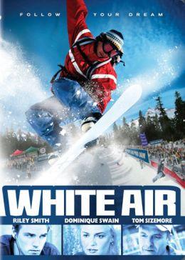 "Постер к фильму ""Ледяной адреналин"" /White Air/ (2007)"