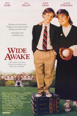 """Постер к фильму """"Пробуждение"""" /Wide Awake/ (1998)"""