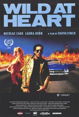 "Постер к фильму ""Дикие сердцем"" /Wild at Heart/ (1990)"