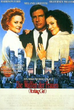 """Постер к фильму """"Деловая женщина"""" /Working Girl/ (1988)"""
