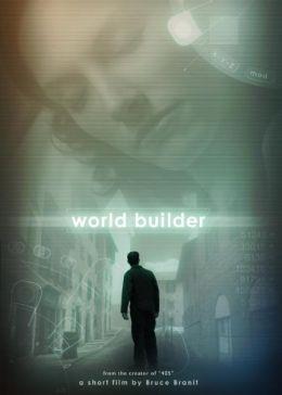 """Постер к фильму """"Создатель миров"""" /World Builder/ (2007)"""