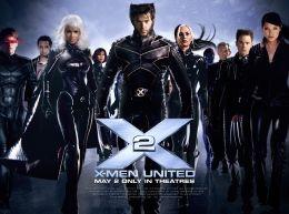 """Постер к фильму """"Люди Икс 2"""" /X-Men 2/ (2003)"""