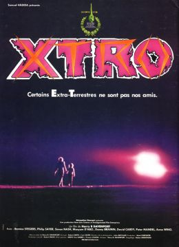 "Постер к фильму ""Экстро"" /Xtro/ (1982)"