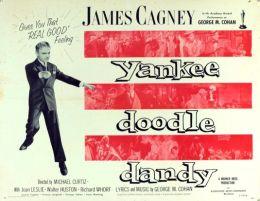 """Постер к фильму """"Янки Дудл Денди"""" /Yankee Doodle Dandy/ (1942)"""