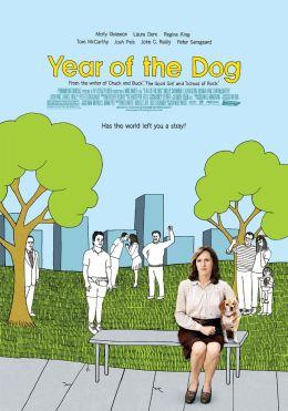"""Постер к фильму """"Год собаки"""" /Year of the Dog/ (2007)"""