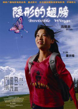 """Постер к фильму """"Невидимые крылья"""" /Yin xing de chi bang/ (2007)"""