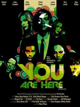 "Постер к фильму ""Здесь и сейчас"" /You Are Here/ (2007)"