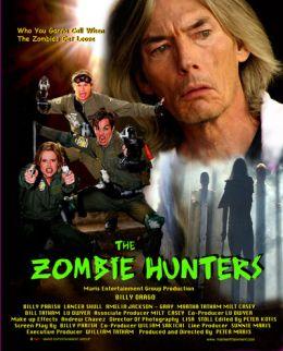 "Постер к фильму ""Охотники на зомби"" /Zombie Hunters/ (2007)"
