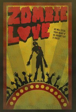 """Постер к фильму """"Любовь зомби"""" /Zombie Love/ (2007)"""
