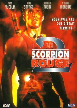 """Постер к фильму """"Красный скорпион 2"""" /Red Scorpion 2/ (1994)"""