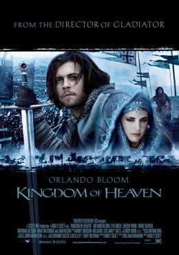 "Постер к фильму ""Царство небесное"" /Kingdom of Heaven/ (2005)"