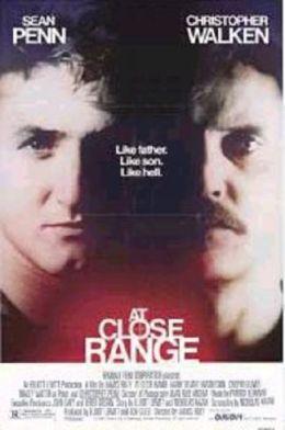 """Постер к фильму """"В упор"""" /At Close Range/ (1986)"""