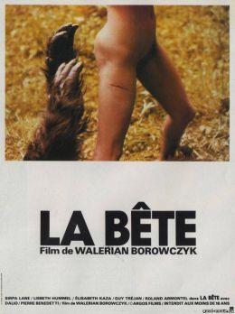 """Постер к фильму """"Зверь"""" /Das Biest/ (1975)"""