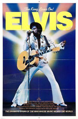 """Постер к фильму """"Элвис"""" /Elvis/ (1979)"""