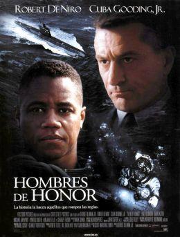 """Постер к фильму """"Военный ныряльщик"""" /Men of Honor/ (2000)"""