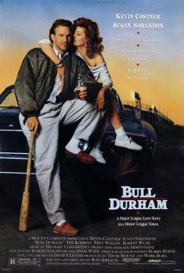 "Постер к фильму ""Дархэмские быки"" /Bull Durham/ (1988)"