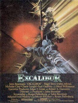 """Постер к фильму """"Экскалибур"""" /Excalibur/ (1981)"""