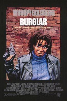 """Постер к фильму """"Воровка"""" /Burglar/ (1987)"""