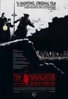 """Постер к фильму """"Навигатор"""" /Der Navigator/ (1988)"""
