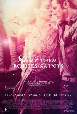 """Постер к фильму """"В бегах"""" /Ain't Them Bodies Saints/ (2013)"""