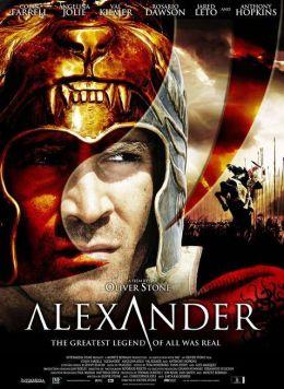 "Постер к фильму ""Александр"" /Alexander/ (2004)"