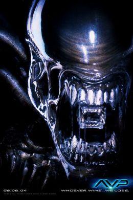 """Постер к фильму """"Чужой против Хищника"""" /AVP: Alien vs. Predator/ (2004)"""
