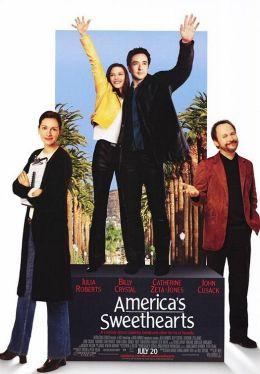 """Постер к фильму """"Любимцы Америки"""" /America's Sweethearts/ (2001)"""