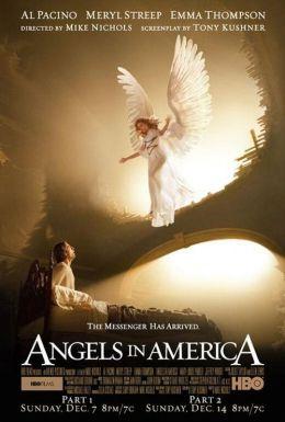 """Постер к фильму """"Ангелы в Америке """" /Angels in America/ (2003)"""